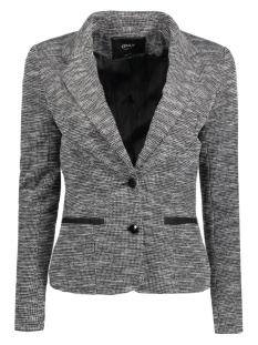 onlrider ariel l/s blazer  jrs 15125768 only blazer black