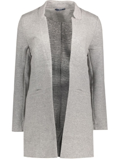 Only Vest onlMYA SOFT BLAZER JACKET OTW NOOS 15124285 Light Grey Melange
