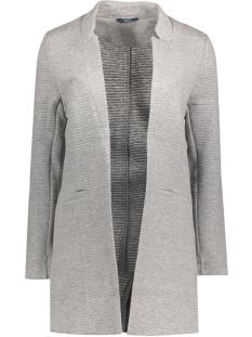 Only Vest onlMYA SOFT BLAZER JACKET OTW NOOS 15124285 Light Grey Melange