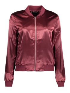 Only Jas onlSTARLY BOMBER JACKET WVN 15132880 winetasting