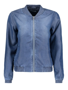 Only Jas onlTERESA BOMBER JACKET OTW NOOS 15129787 Medium Blue Denim