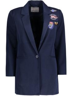vmmaja 7/8 blazer nfs 10179990 vero moda blazer navy blazer