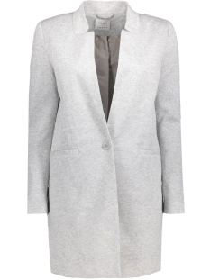 Vero Moda Blazer VMJUNE W/L LONG BLAZER DNM 10172842 Light Grey Denim