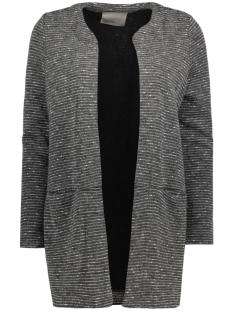 Vero Moda Blazer VMSTRUC-ANNA 7/8 LONG BLAZER 10174569 Medium Grey Melange