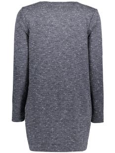 vmstruc-anna 7/8 long blazer 10174569 vero moda blazer ombre blue