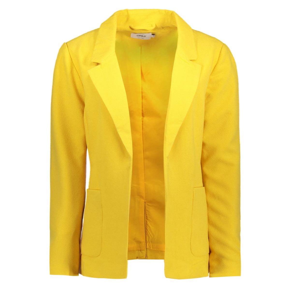 Blazers Dublin: Onldublin Blazer Otw 15129500 Only Blazer Spicy Mustard