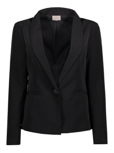 vmella w/l blazer 10168078 vero moda blazer black