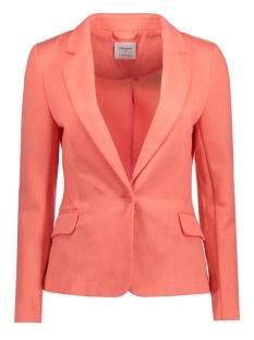 vmjulia ls blazer dnm noos 10154123 vero moda blazer georgia peach
