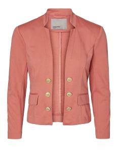 Vero Moda Blazer VMALMA W/L BLAZER BOO 10179967 Faded Rose