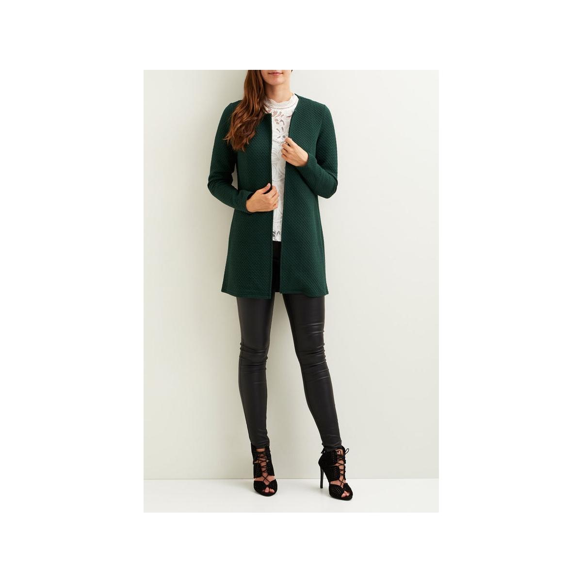vinaja new long jacket-fav 14043894 vila vest pine grove