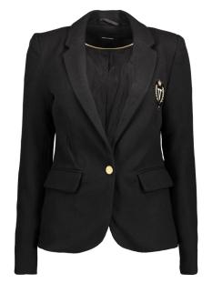 Vero Moda Blazer VMMAJA BADGE BLAZER 10185362 Black