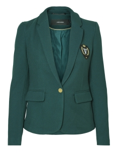 Vero Moda Blazer VMMAJA BADGE BLAZER 10185362 Green Gables