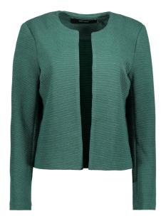 Vero Moda Vest VMEVA LS BLAZER JRS 10187830 Green Gables/ With Silver
