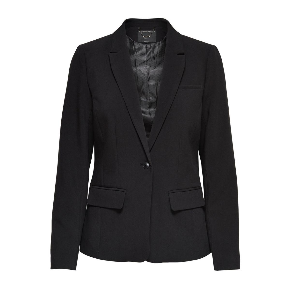 onlnicole blazer pnt  noos 15144204 only blazer black