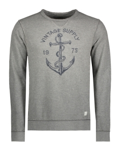 Jack & Jones Sweater JPR37JOHNSON SWEAT CREW NECK 12136871 Grey Melange