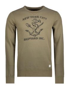 Jack & Jones Sweater JPR37JOHNSON SWEAT CREW NECK 12136871 Sea Turtle
