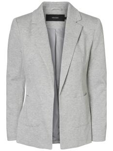 Vero Moda Blazer VMDAISY LS BLAZER JRS 10190178 Light Grey Melange