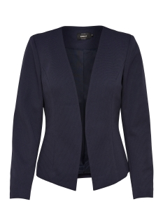 Only Blazer onlANNA SHORT BLAZER NOOS TLR 15152077 Night Sky