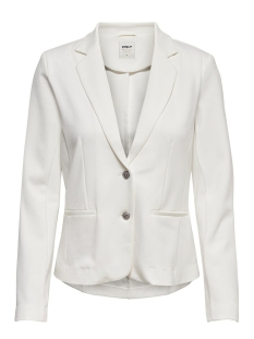 Only Blazer onlPOPTRASH BLAZER NOOS 15153144 Cloud Dancer