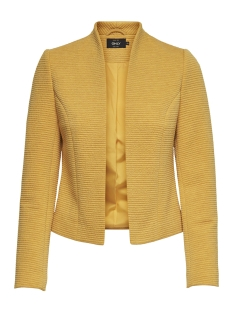 Only Blazer onlLINK RICKS BLAZER CC TLR 15157718 Golden Yellow/MELANGE