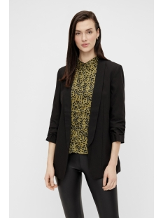 Pieces Blazer PCBOSS 3/4 BLAZER NOOS 17090996 Black