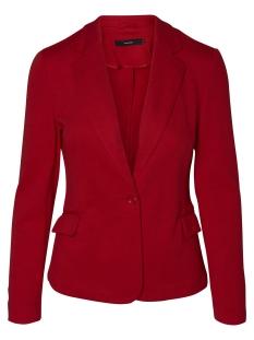 Vero Moda Blazer VMJULIA LS BLAZER DNM COLOR 10167254 Chinese Red