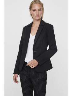 vmvictoria ls blazer noos 10187181 vero moda blazer black