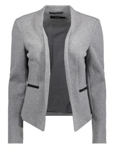 Vero Moda Blazer VMGAIL LS SHORT BLAZER 10201477 Dark Grey Melange