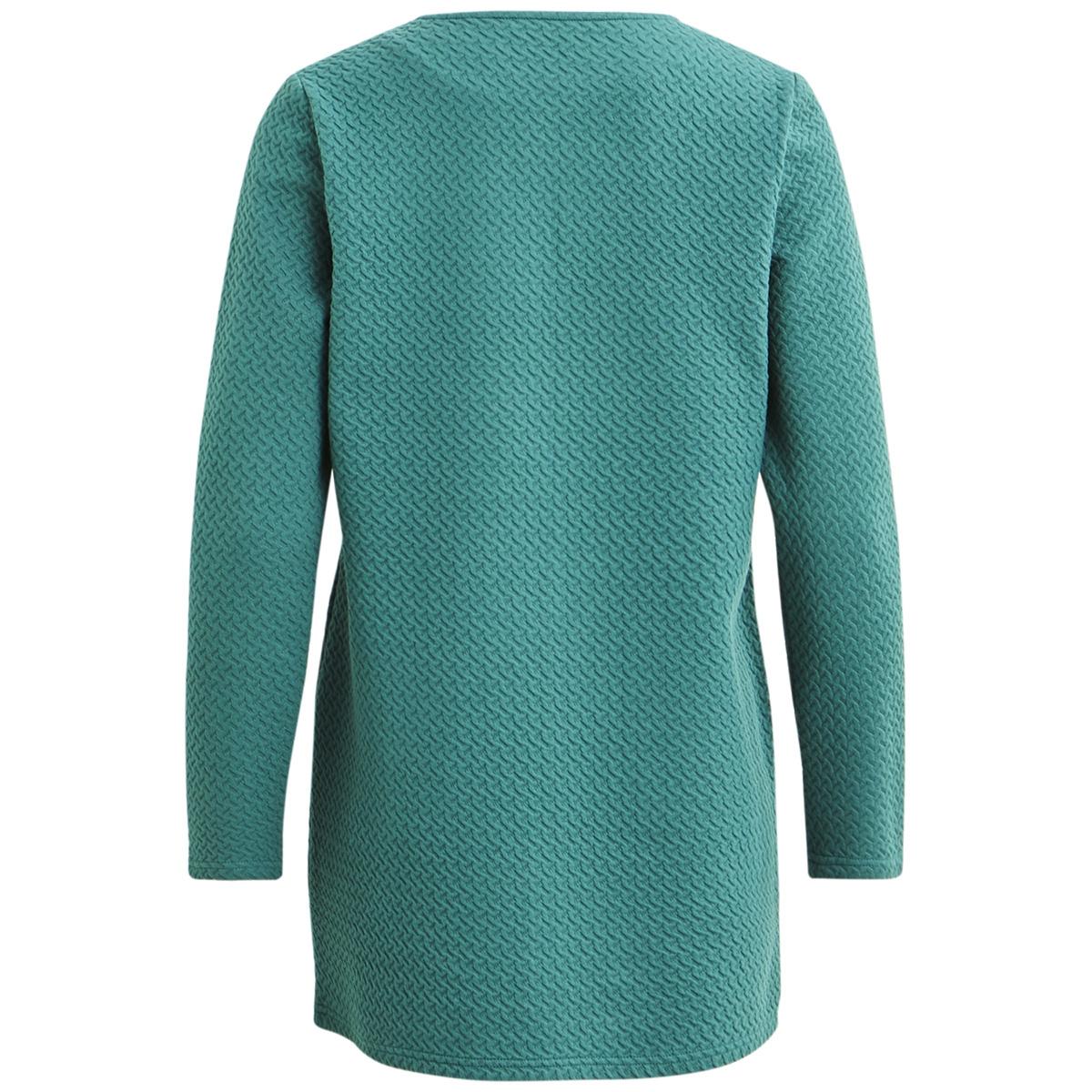 vinaja new long jacket-fav 14043894 vila vest bayberry