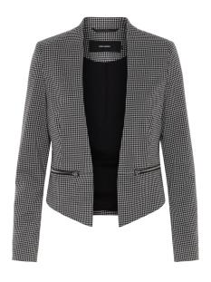 Vero Moda Blazer VMYLVA LS BLAZER 10206213 Medium Grey Mel/BLACK HOUN