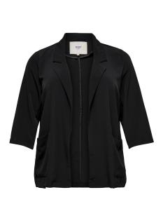 Only Carmakoma Blazer carBARBRA 3/4 BLAZER 15167168 Black