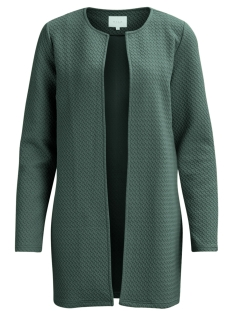 Vila Vest VINAJA NEW LONG JACKET-FAV 14043894 Garden Topiary