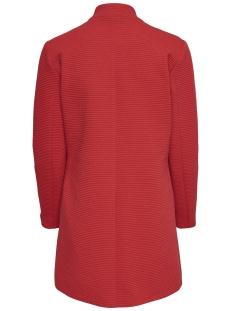 onllink soho l/s coatigan cc tlr 15166750 only jas high risk red/solid