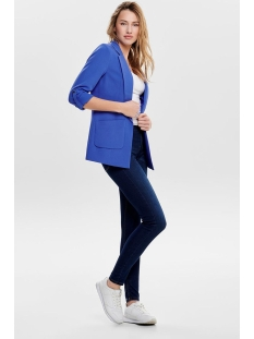 onlkayla 3/4 anna blazer tlr 15169256 only blazer dazzling blue