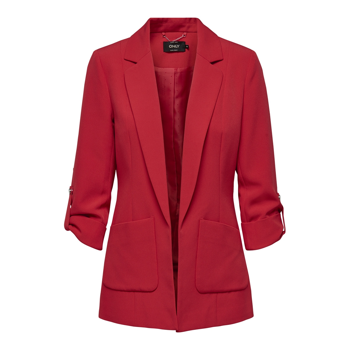 onlkayla 3/4 anna blazer tlr 15169256 only blazer mars red