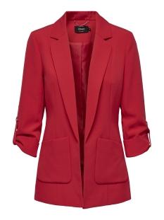 Only Blazer onlKAYLA 3/4 ANNA BLAZER TLR 15169256 Mars Red
