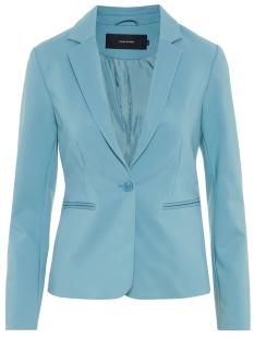Vero Moda Blazer VMVICTORIA LS BLAZER COLOR 10199385 Smoke Blue