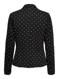 onlpoptrash dot blazer pnt 15180488 only blazer black/dot