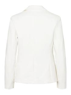 vmvictoria ls blazer color 10199385 vero moda blazer snow white
