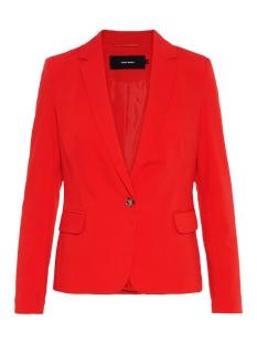 Vero Moda Blazer VMEVA LS BLAZER 10211547 Fiery Red