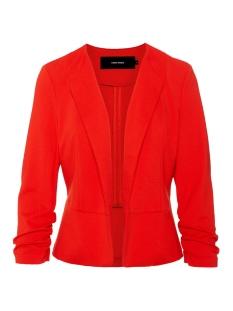 Vero Moda Blazer VMUMA 3/4 BLAZER 10211565 Fiery Red