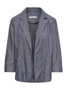 Jacqueline de Yong Blazer JDYLEILA WORKER BLAZER DNM 15176043 Blue Depths/BLUE DEPTH