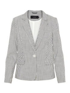 Vero Moda Blazer VMGALLY 7/8 BLAZER 10214319 Night Sky/SNOW WHITE