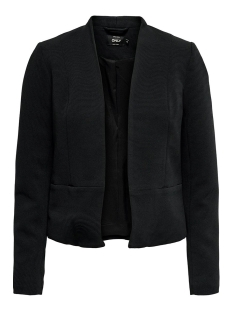 Only Blazer ONLLINDA L/S SHORT FITTED BLAZER CC 15178688 Black