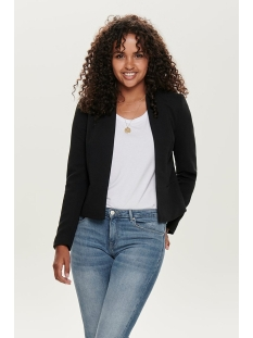 onllinda l/s short fitted blazer cc 15178688 only blazer black