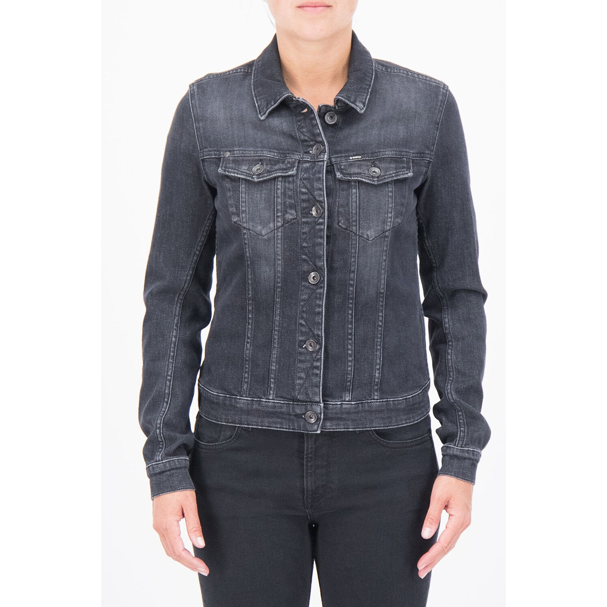 sofia slim fit 700 garcia jas 7890 motion denim dark used