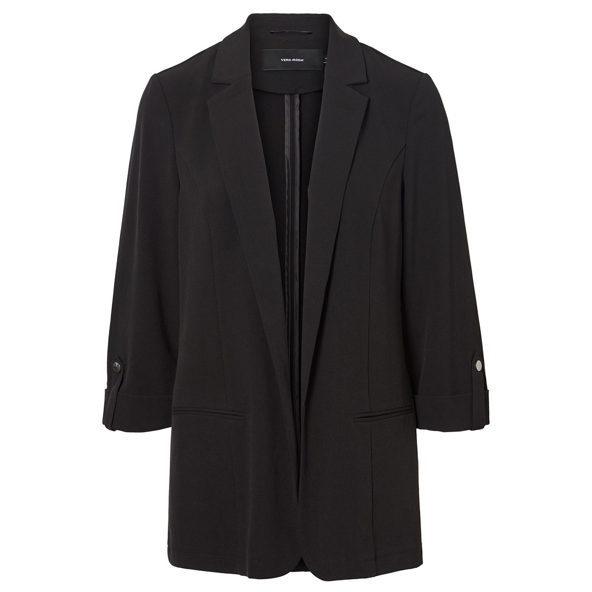 vmcissy 7/8 blazer 10219988 vero moda blazer black