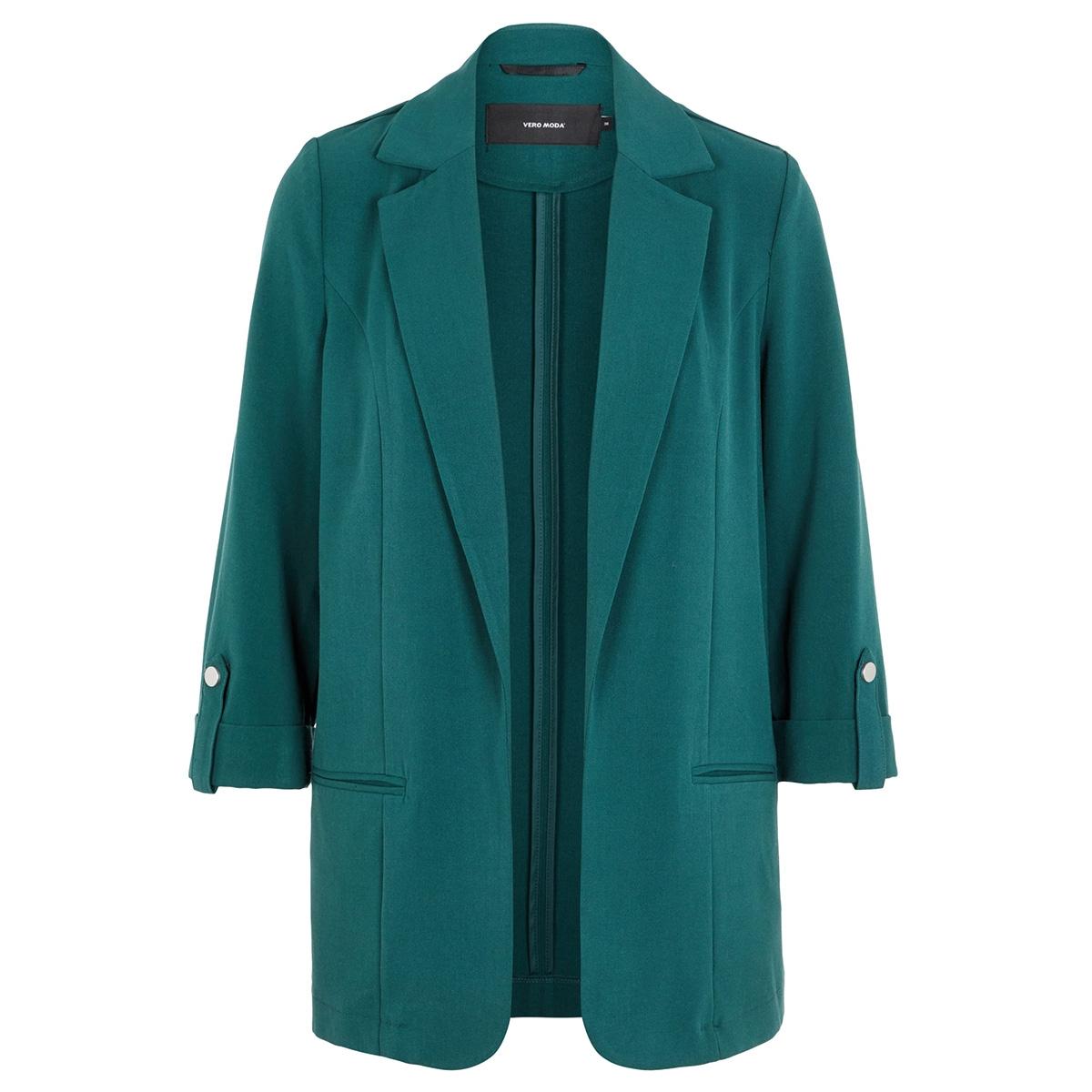vmcissy 7/8 blazer 10219988 vero moda blazer ponderosa pine