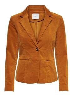 Jacqueline de Yong Blazer JDYERA BLAZER CORD PNT 15184858 Pumpkin Spice