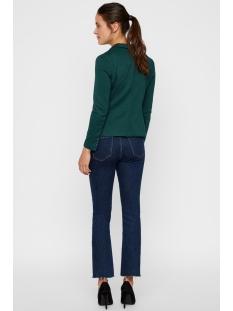 vmjulia ls blazer dnm color 10167254 vero moda blazer ponderosa pine